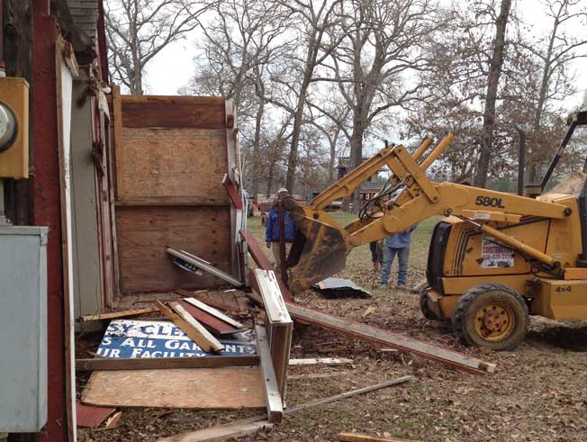 Residential Demolition Services in Magnolia, TX