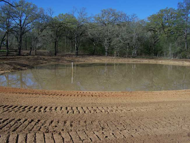 Farm and Ranch Pond Construction