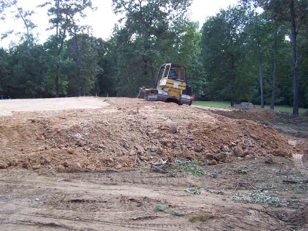 House Pad And Pad Site Construction In Magnolia Tx