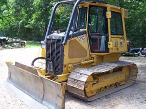 Magnolia Land Clearing Bull Dozers