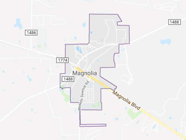 Land Clearing Company in Magnolia