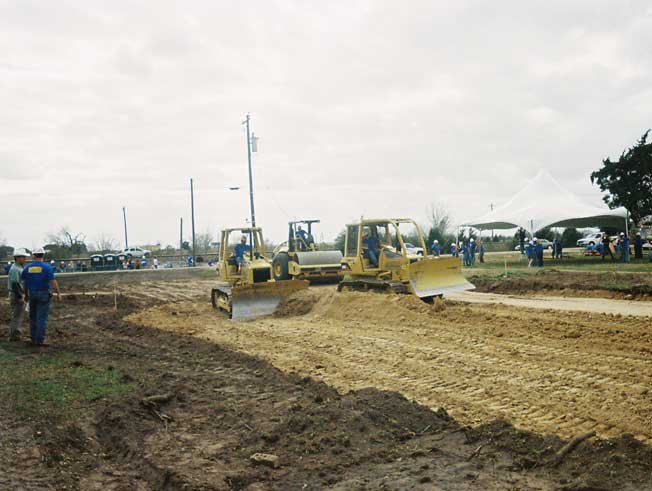 Residential Land Construction in Magnolia, TX