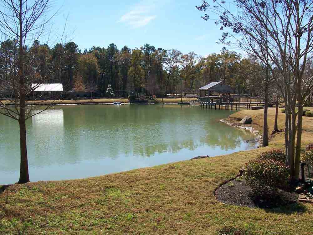 Residential Pond or Lake Design and Construction Image 3