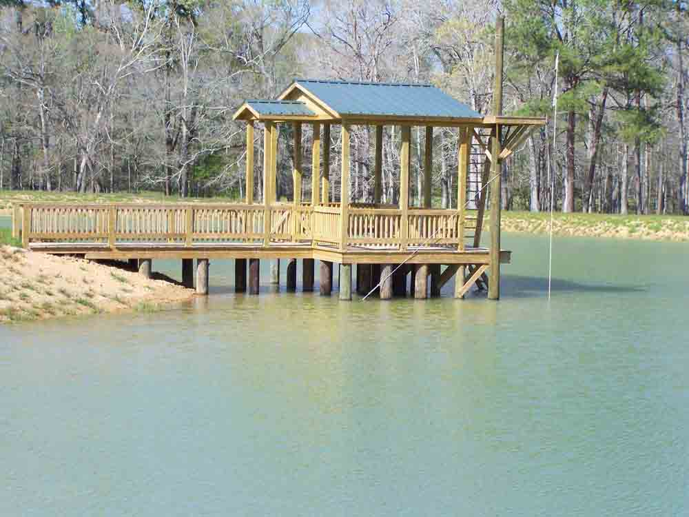 Residential Pond or Lake Design and Construction Image 6