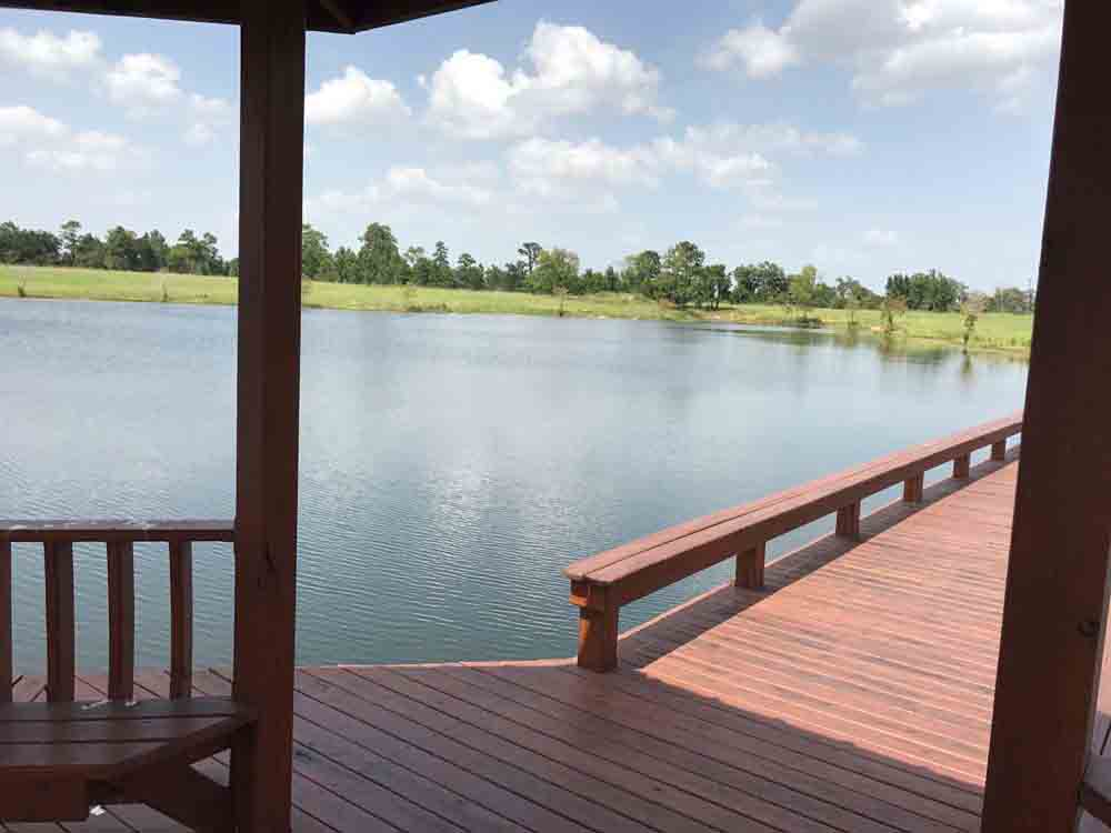 Residential Pond or Lake Design and Construction Image 8