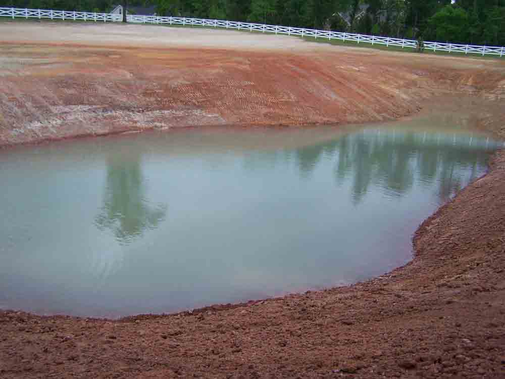 Residential Pond or Lake Design and Construction Image 9