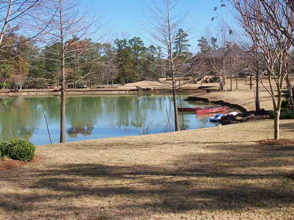 Residential Pond or Lake Design and Construction Image 11
