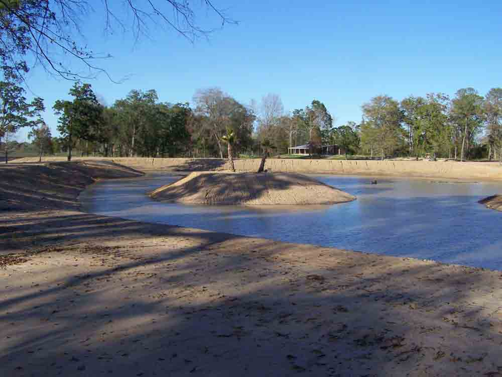 Residential Pond or Lake Design and Construction Image 17